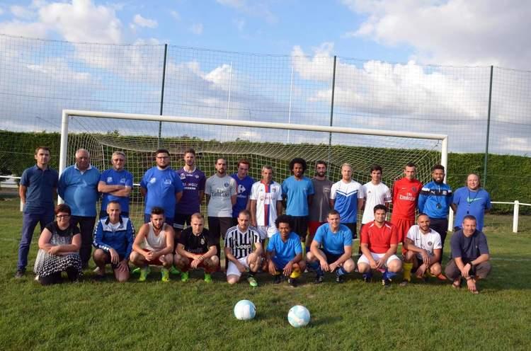 Mauvezin FC - Equipe 2