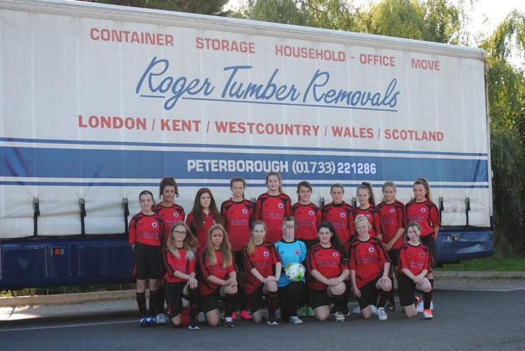 Netherton United Under 15s