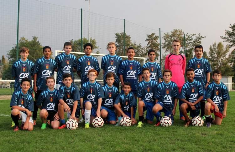 U15 Comminges Saint-Gaudens