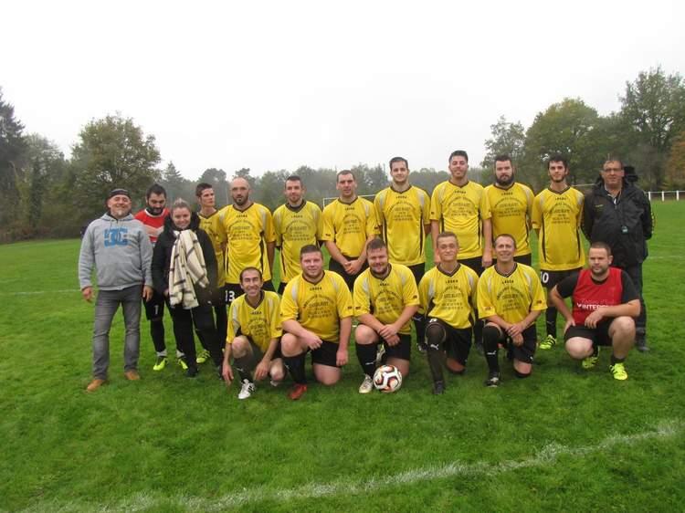 Fougeré Vaulandry SC 2 - équipe B