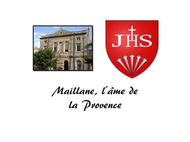 Commune de Maillane