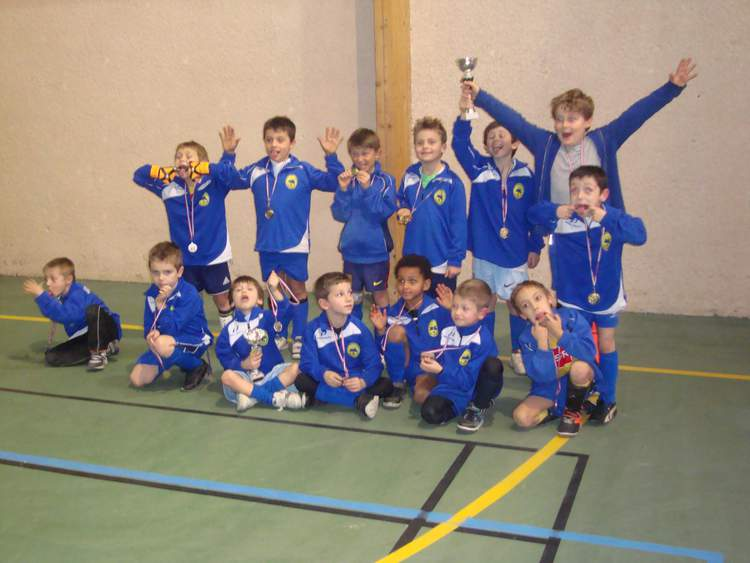 TOURNOI AIGUES VIVES - U6 à U9
