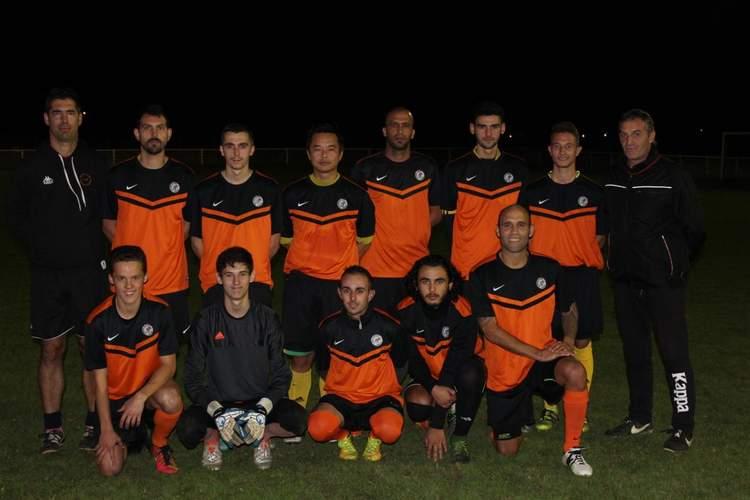 SPORTING CLUB SAINT PIERRE DU MONT 2