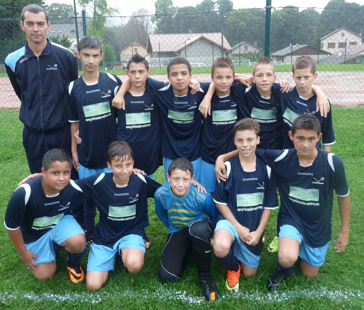 Equipe as gresivaudan 38 tournoi tournoi football for Garage ad bourgoin