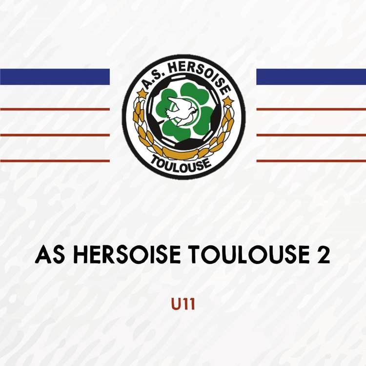 U11 - AS HERSOISE 2