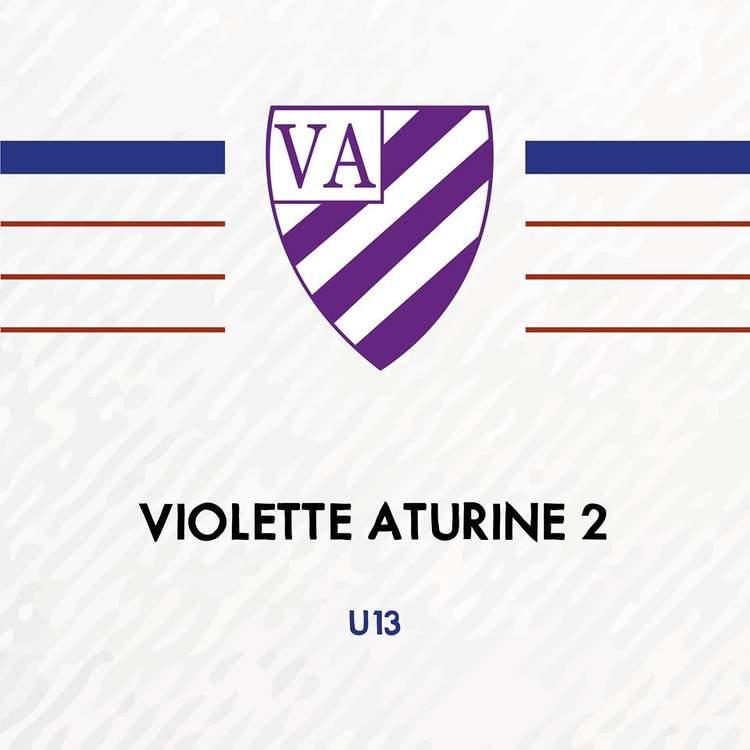 U13 - VIOLETTE ATURINE 2
