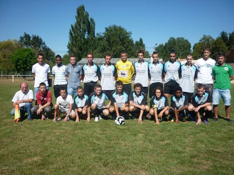 Mable et Vienne - U17