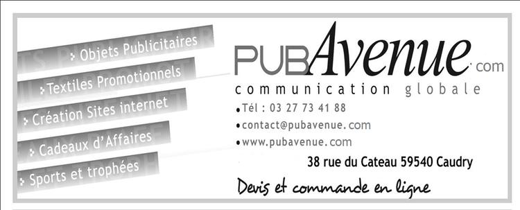 Pub Avenue - Caudry