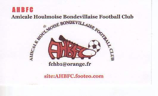 Amicale Houlmoise Bondevillaise