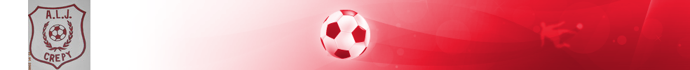 Site Internet officiel du club de football ALJ CREPY