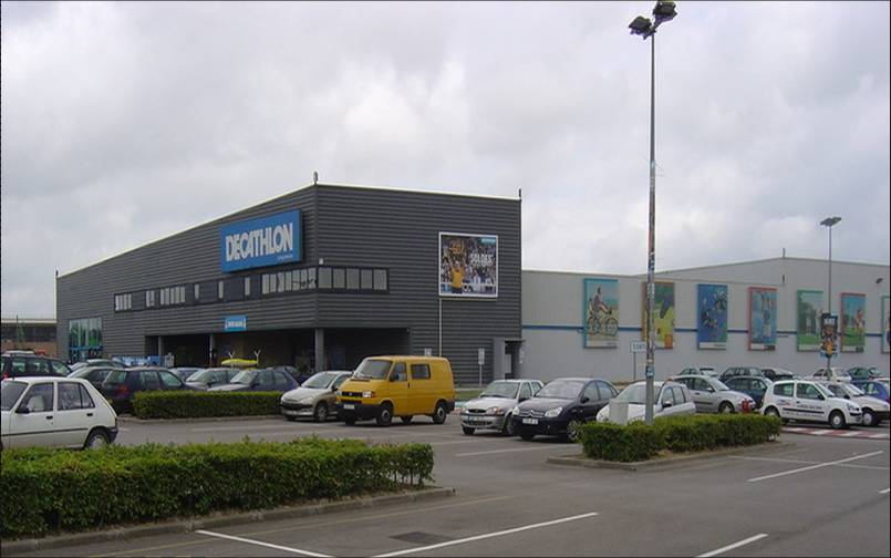 Decathlon longuenesse club football arc asl footeo - Bricoman st omer ...