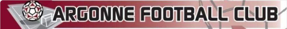 ARGONNE FOOTBALL CLUB : site officiel du club de foot de Sainte Ménéhould - footeo