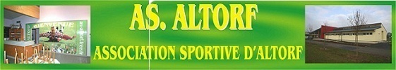 A.S. ALTORF : site officiel du club de foot de ALTORF - footeo