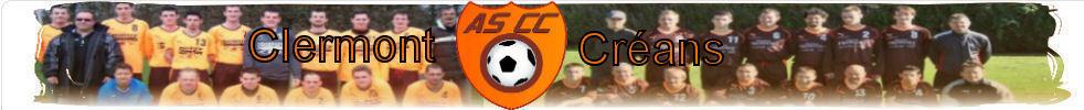 ASSOCIATION SPORTIVE CLERMONT-CRÉANS : site officiel du club de foot de Clermont-Créans - footeo