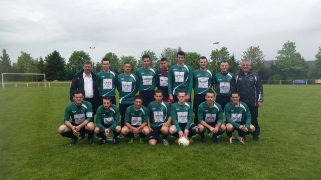 Coupe 1/4 de Finale Marcel BOIS 2014