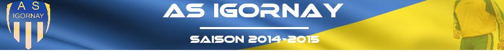 Association Sportive d'IGORNAY : site officiel du club de foot de IGORNAY - footeo