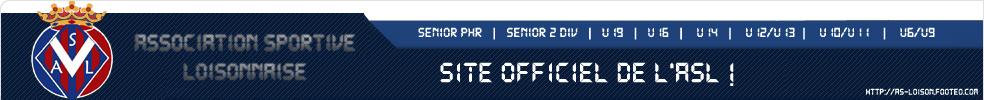 AS  LOISON : site officiel du club de foot de Loison sous Lens - footeo