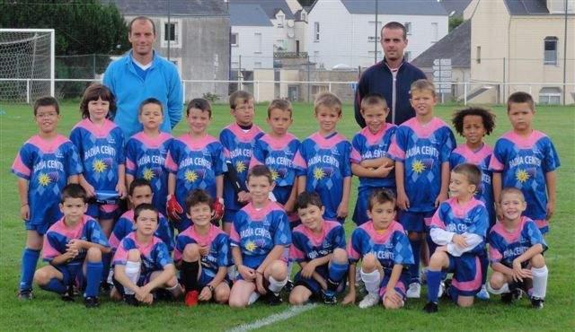 U7 U8 U9 équipe 2 as st-yvi Plateau Gr D