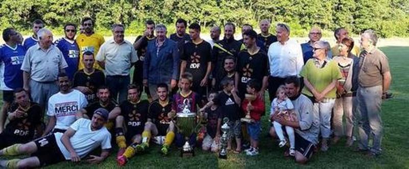 Coupe du Pays Chauvinois 2014