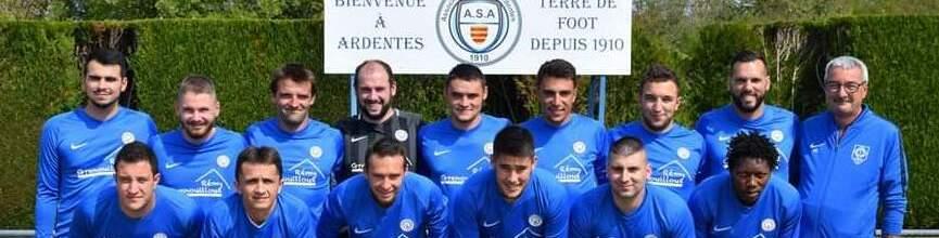 A.S.ARDENTES : site officiel du club de foot de ARDENTES - footeo