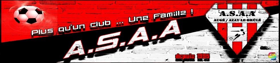A.S. AUGE AZAY LE BRULE : site officiel du club de foot de AZAY LE BRULE  - footeo