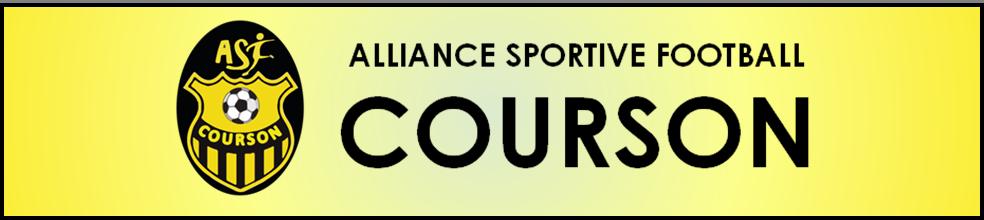 ALLIANCE SPORTIVE FOOTBALL COURSON-LES-CARRIERES : site officiel du club de foot de COURSON LES CARRIERES - footeo