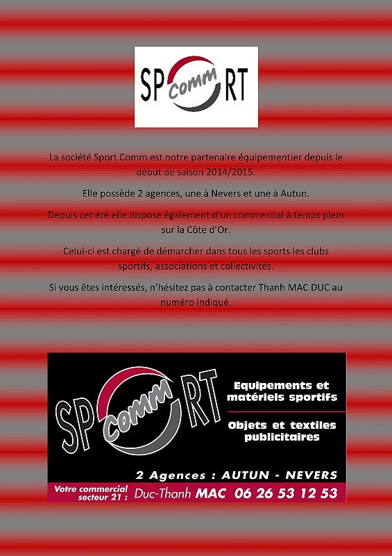Sport comm