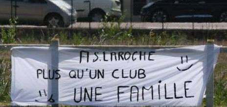 ASSOCIATION SPORTIVE LAROCHOISE : site officiel du club de foot de LAROCHE ST CYDROINE - footeo