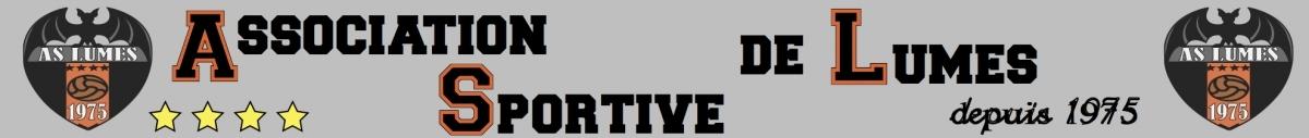 Association Sportive de Lumes : site officiel du club de foot de Lumes - footeo