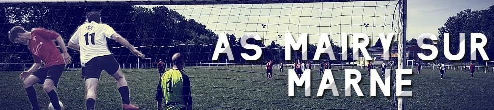 A.S. MAIRY S/MARNE : site officiel du club de foot de Mairy sur Marne - footeo