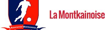 AS Montkainoise : site officiel du club de foot de Kain - footeo