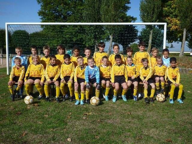 U8/U9 équipe 2