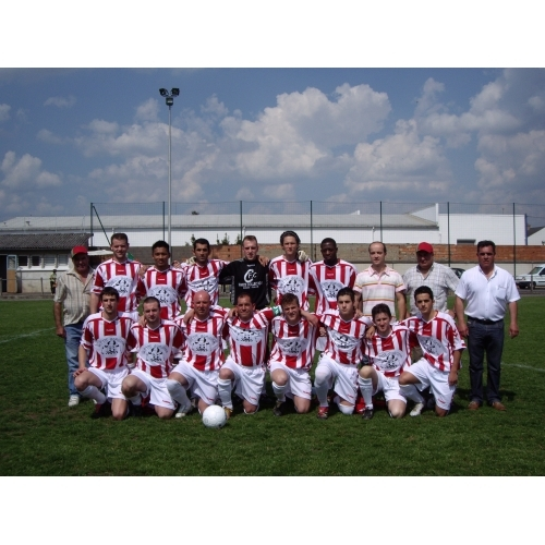 Sénior equipe 1 2006