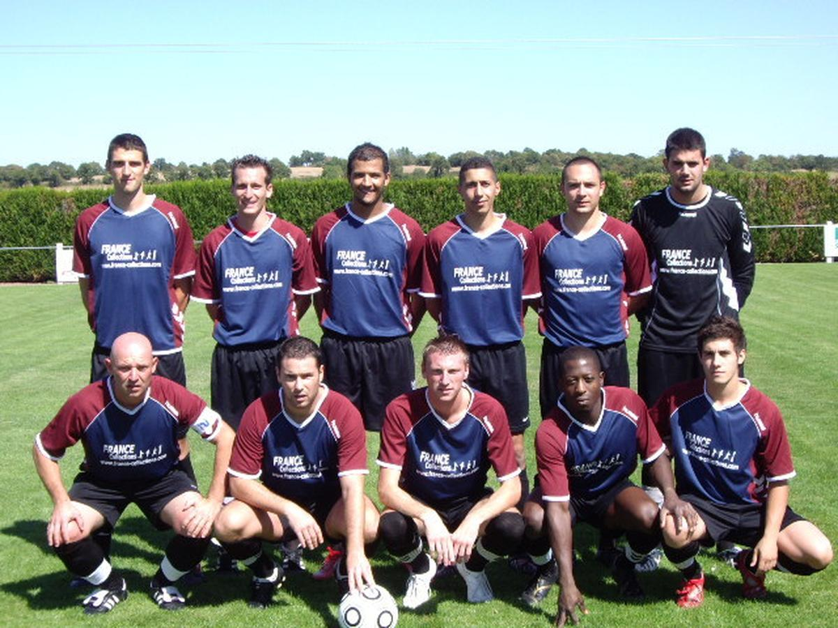 Equipe s nior 1 promotion d 39 honneur club football for Reglement interieur association sportive football