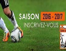 Inscriptions saison 2016/2017