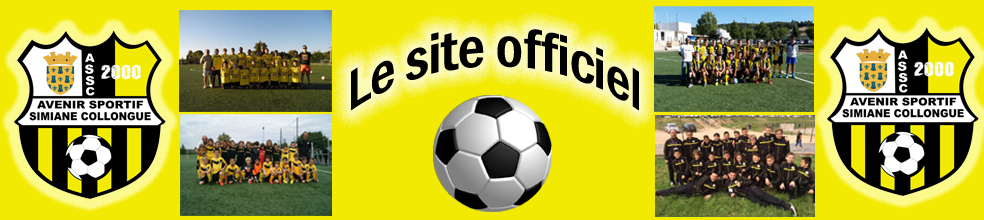 AVENIR SPORTIF SIMIANE COLLONGUE : site officiel du club de foot de SIMIANE COLLONGUE - footeo