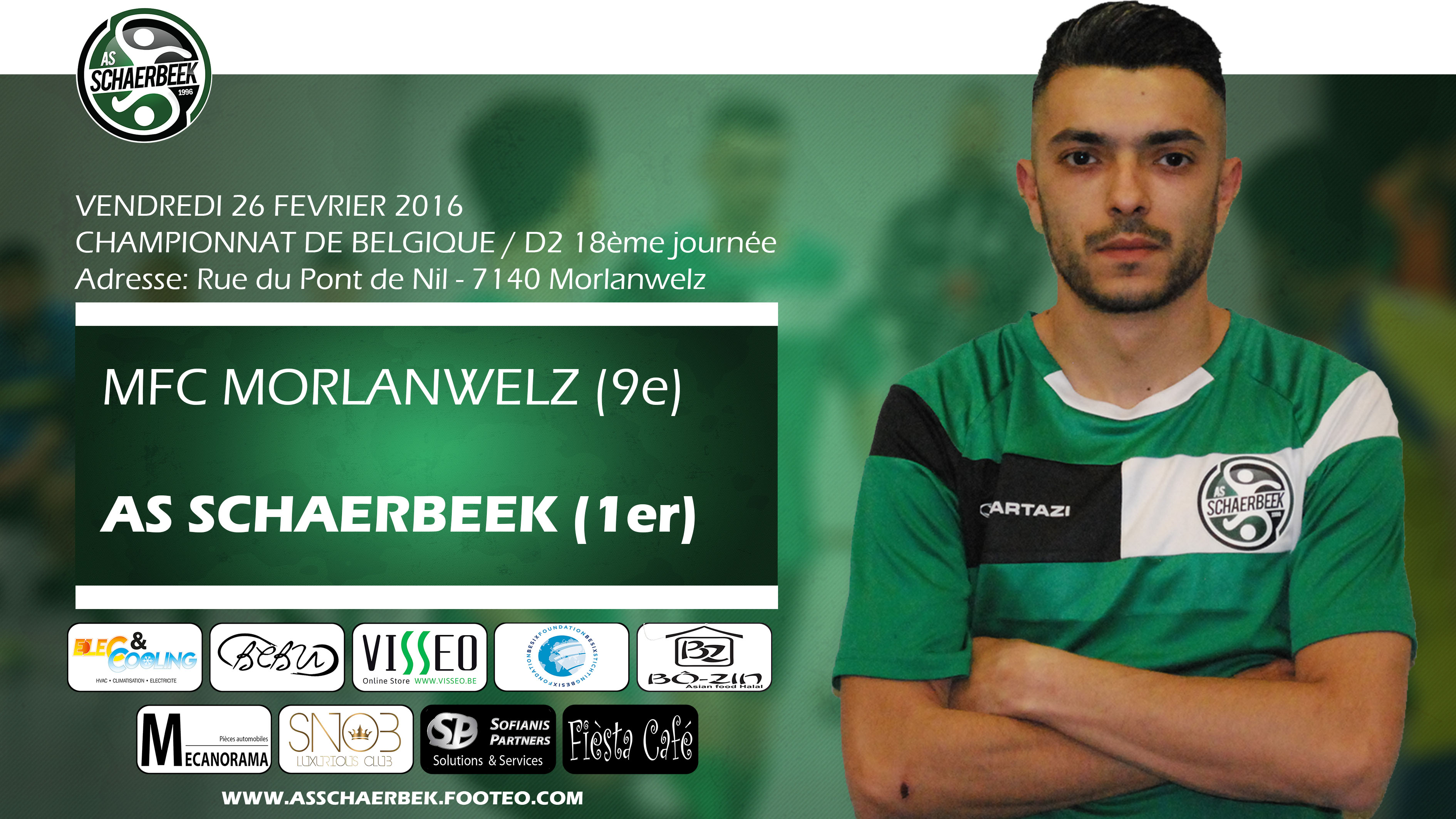 as schaerbeek