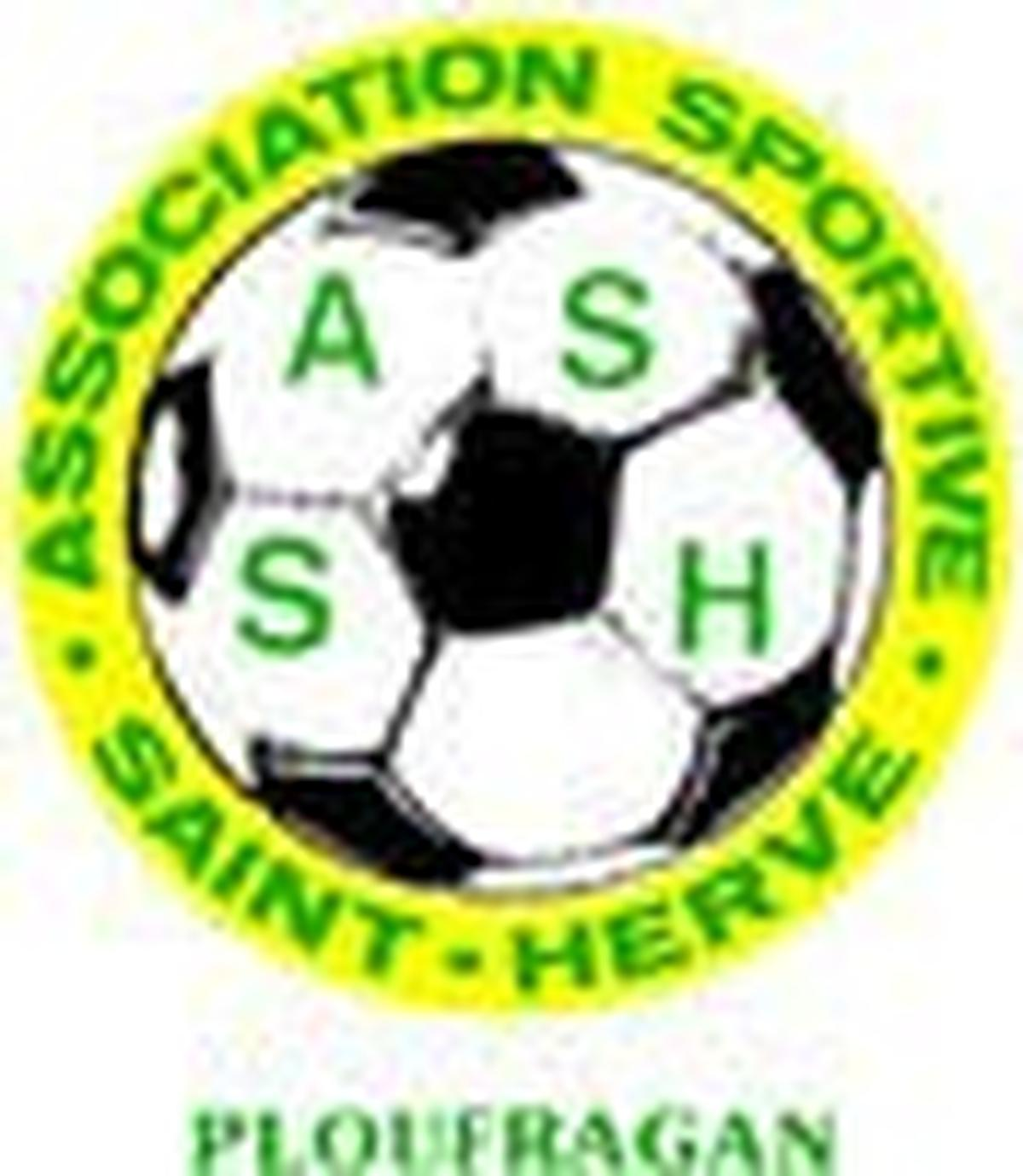 logo du club AS - SAINT-HERVE