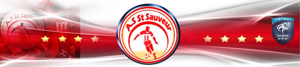 A.S. ST SAUVEUR 80 : site officiel du club de foot de ST SAUVEUR - footeo