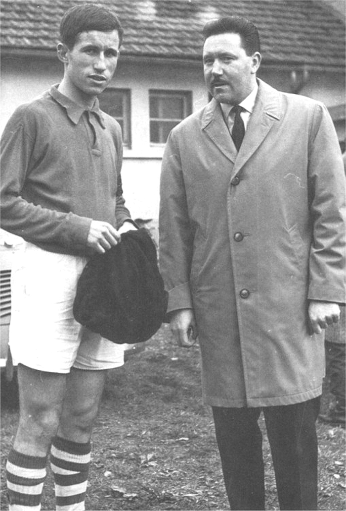 G Roux 1961