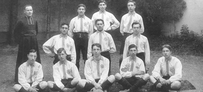 AB Deschamps équipe 1905