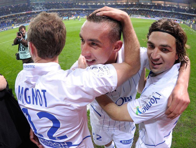 Match de la 3ème place contre Sochaux