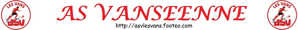 A.S.VANSEENNE : site officiel du club de foot de LES VANS - footeo