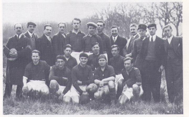 Equipe 1 en 1929