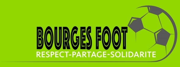 Site Internet officiel du club de football BOURGES FOOT