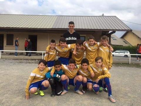 Equipe U12-U13
