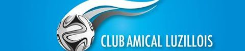 Club Amical LUZILLOIS : site officiel du club de foot de LUZILLE - footeo