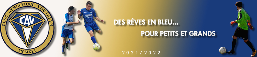 Club Athlétique Voutréen : site officiel du club de foot de VOUTRE - footeo