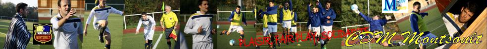 CDM MONTSOULT de l'USMBM Football : site officiel du club de foot de MONTSOULT - footeo