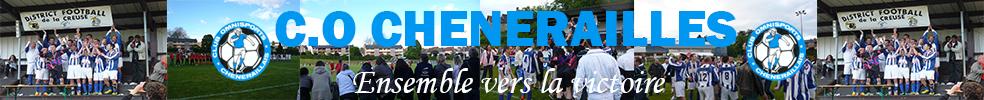 Club Omnisport Chénéraillais : site officiel du club de foot de CHENERAILLES - footeo